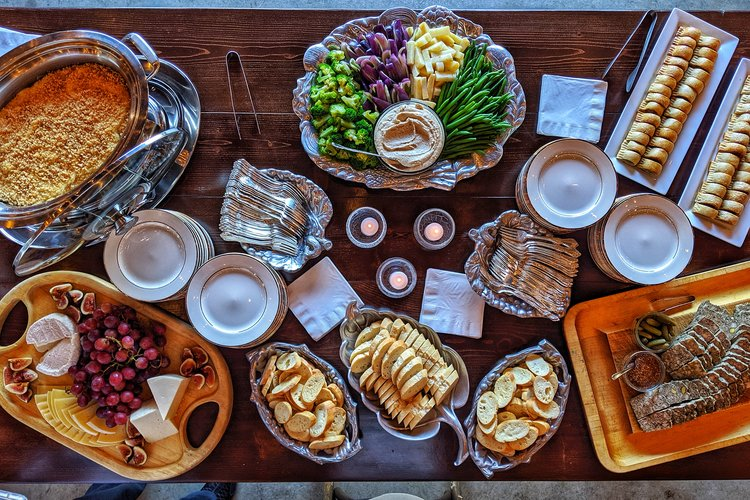 Feast Table